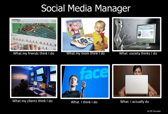 What a social media admin really does